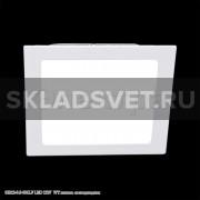 00212-9.0-001LF LED 12W  WT панель светодиодная