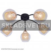 Люстра IL7163-5CIN-79 BK GD светильник потолочный