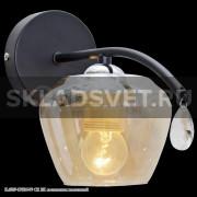 Бра IL6937-1WIN-79 CR BK светильник настенный